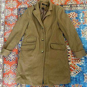 Ralph Lauren Camel Wool Coat